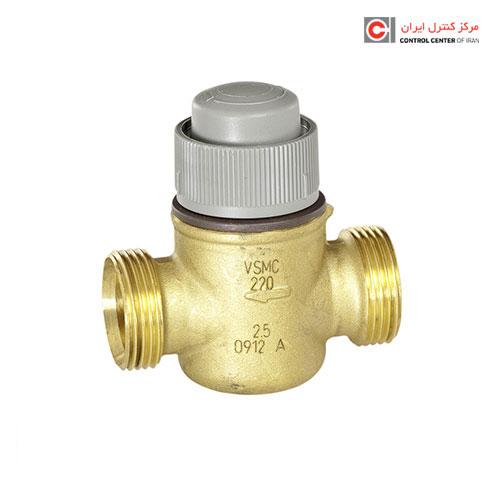 شیر کنترل خطی هانیول مدل دو راهه دنده ای، کورس 2/5 و 6/5 میلیمترVSMF-215-0.63