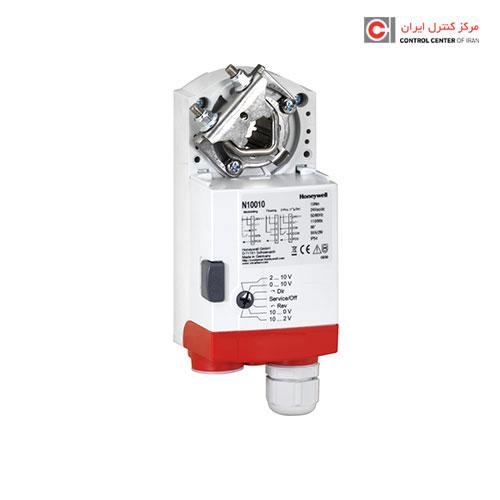 محرک الکتریکی دمپر هانیول مدل N05010