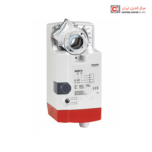 محرک الکتریکی دمپر هانیول مدل N2024