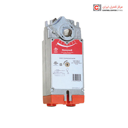 محرک الکتریکی دمپر هانیول مدل S1024-2POS
