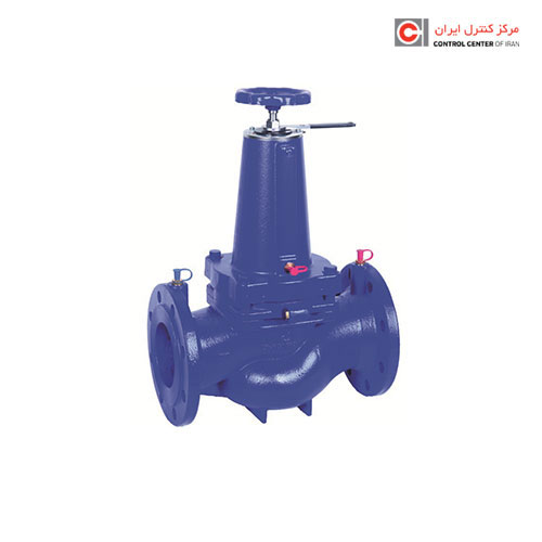 شیر بالانس کنترل اختلاف فشار هانیول مدل V5001PF Kombi-Auto V5001PF2080