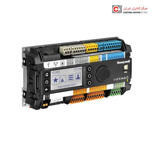 کنترلر تحت شبکه موتورخانه مرکزی هانیول مدل میکروپروسسوری دیجیتال Excel Web II XL2026B2A