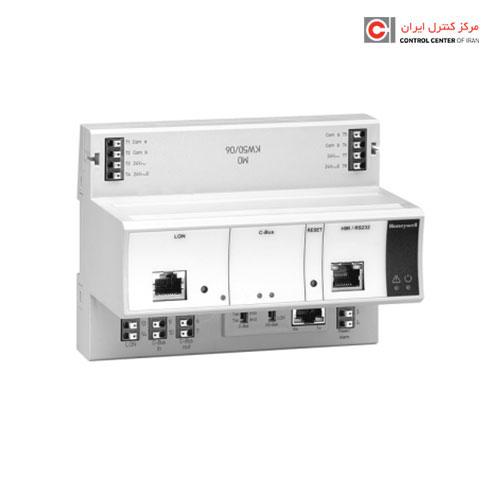 کنترلر تحت شبکه موتورخانه مرکزی هانیول مدل میکروپروسسوری دیجیتال XCL8010A