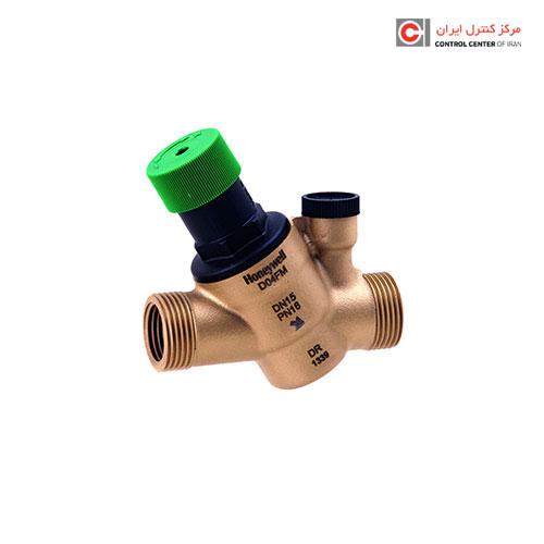 شیر فشار شکن آب هانیول مدل D04FM-3/4A