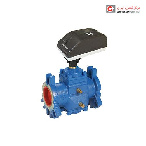 شیر کنترل مستقل از فشار فلوکان مدل SM Wafer SM52B0