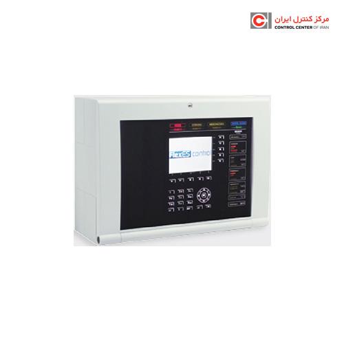مرکز کنترل اعلام حریق آدرس پذیر FlexES FX10/10 با حداکثر ظرفیت 10 لوپ اسر مدل FX808394