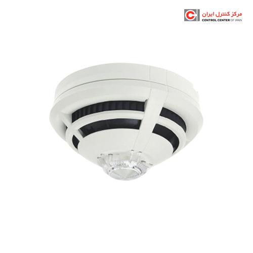 دتکتور دودی، حرارتی و هشداردهنده صوتی، نوری چشمک زن و سخنران IQ8Quad O2T/FSp ایزولاتوردار اسر مدل 802385SV98