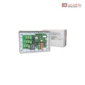 ماژول 230 ولت AC با 2 رله قابل برنامه ریزی، آدرس پذیر ایزولاتوردار اسر مدل 808600.230