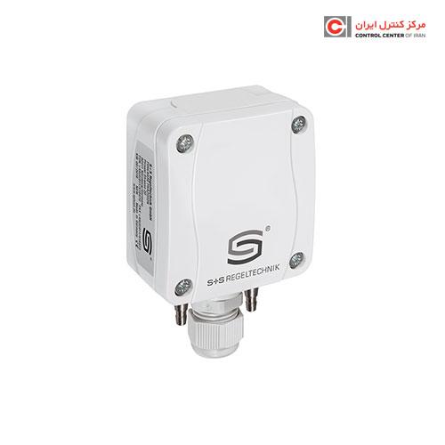 ترانسیمتر اختلاف فشار هوا S+S مدل PREMASGARD 1121-U