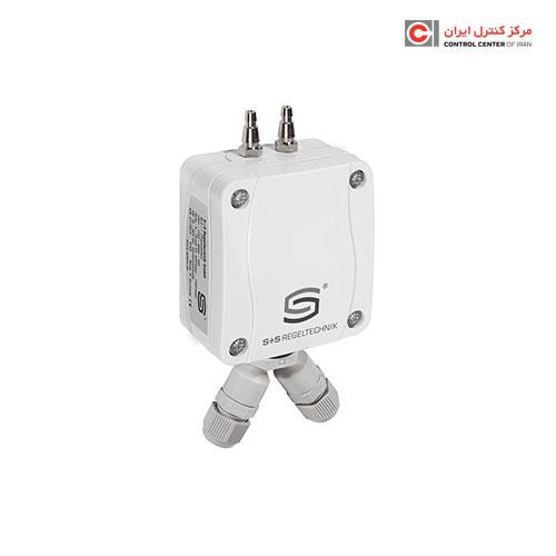ترانسیمتر اختلاف فشار هوا S+S مدل PREMASGARD 1211-M