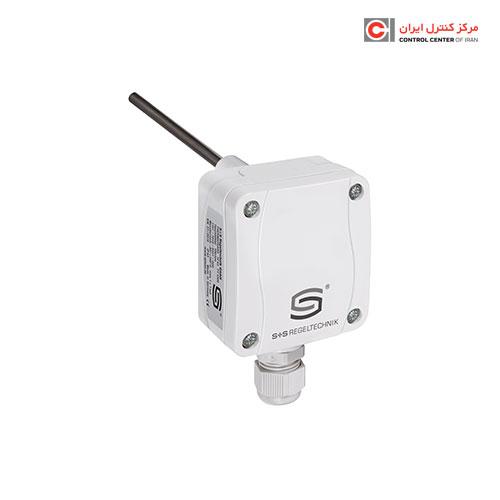 سنسور دما S+S مدل کانالی و مستغرق TF65 NTC20K 300MM