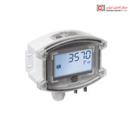 ترانسیمتر اختلاف فشار هوا S+S مدل PREMASGARD 7110-U LCD