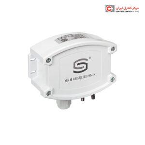 ترانسیمتر اختلاف فشار هوا S+S مدل PREMASGARD 7111-U