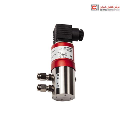 ترانسیمتر اختلاف فشار مایعات و گازها S+S مدل SHD 692-U-900