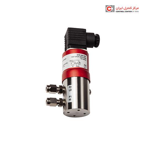 ترانسیمتر اختلاف فشار مایعات و گازها S+S مدل SHD 692-U-907