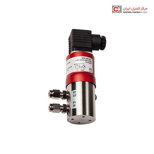 ترانسیمتر اختلاف فشار مایعات و گازها S+S مدل SHD 692-U-918